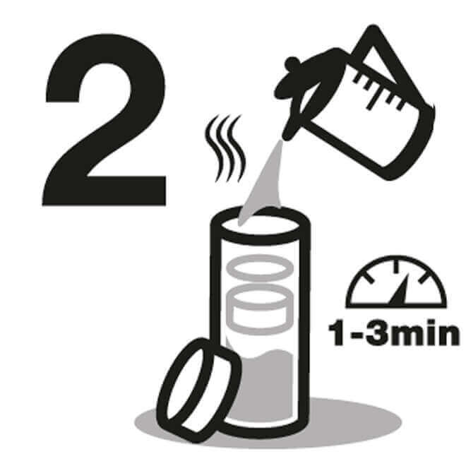Wasserflasche Anleitung 2